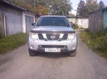 Nissan Navara III (D40)