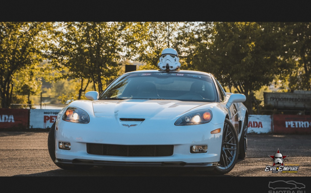 Chevrolet Corvette Convertible (Z06/C6) Вет