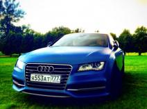 Audi S7 (4G)