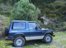 Mitsubishi Pajero I (L04_G,L14_G)