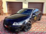 Audi A6 Black S line 01/01