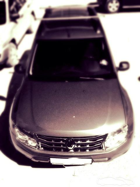 Dacia Duster Гаденыш