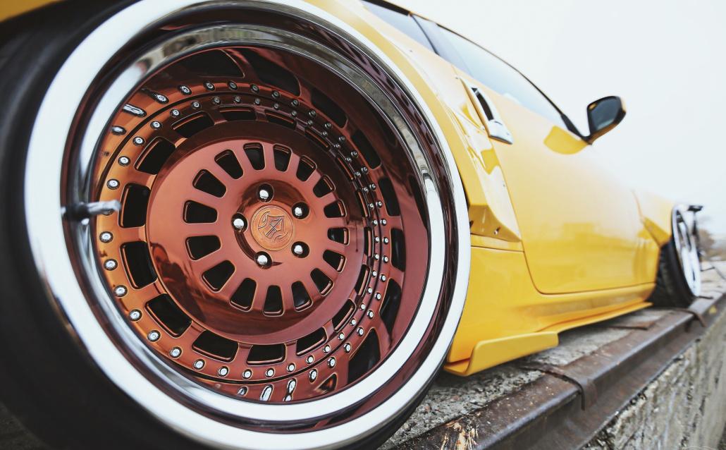 Nissan 370z custom widebody