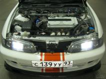 Honda Integra Coupe (DC1;DC2)