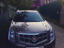 Cadillac SRX II