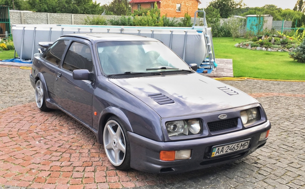 Ford Sierra Hatchback I Мечта