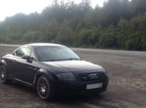 Audi TT (8N) Coupe