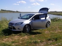Ford Focus Hatchback III