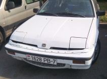 Honda Integra (DA1-DA3)