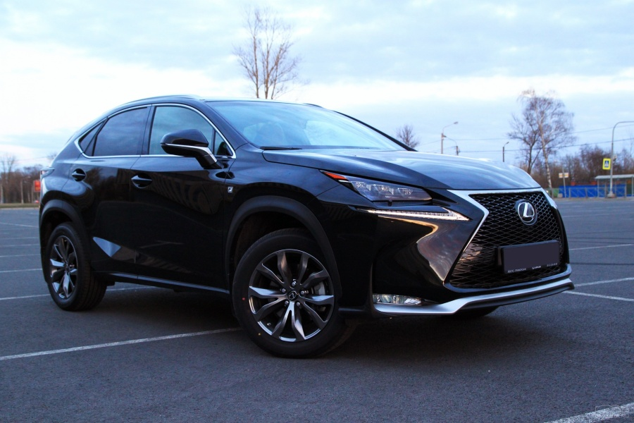 2015 Lexus NX200t Parts and Accessories Automotive