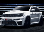 Jeep Grand Cherokee SRT-8 TYRANNOS