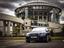 Audi A8 (D3,4E)