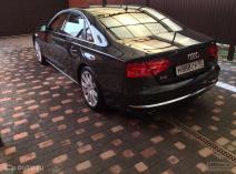 Audi A8 (D4, 4H)