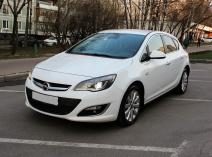 Opel Astra J Hatchback