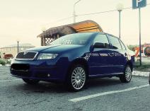 Skoda Fabia Sedan I (6Y)