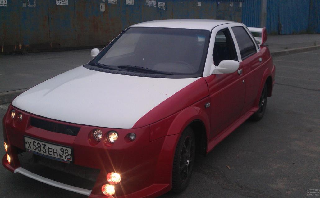 ВАЗ 21103 Таз