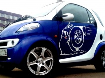 Smart сity-coupe (MC01)
