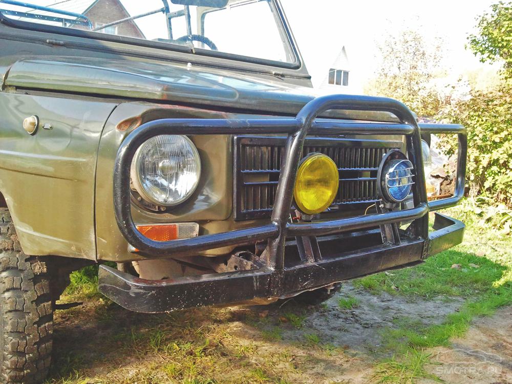 """Приобрели все нужные запы на ЛУАЗ 969М  """"4х4 """" или Подготовка к открытию сезона 2012 идёт полным ходом."""