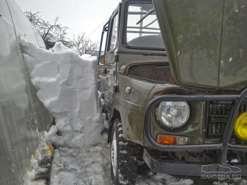 "ЛУАЗ 969М ""4x4"""