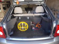 Как сделать багажник на приоре 884