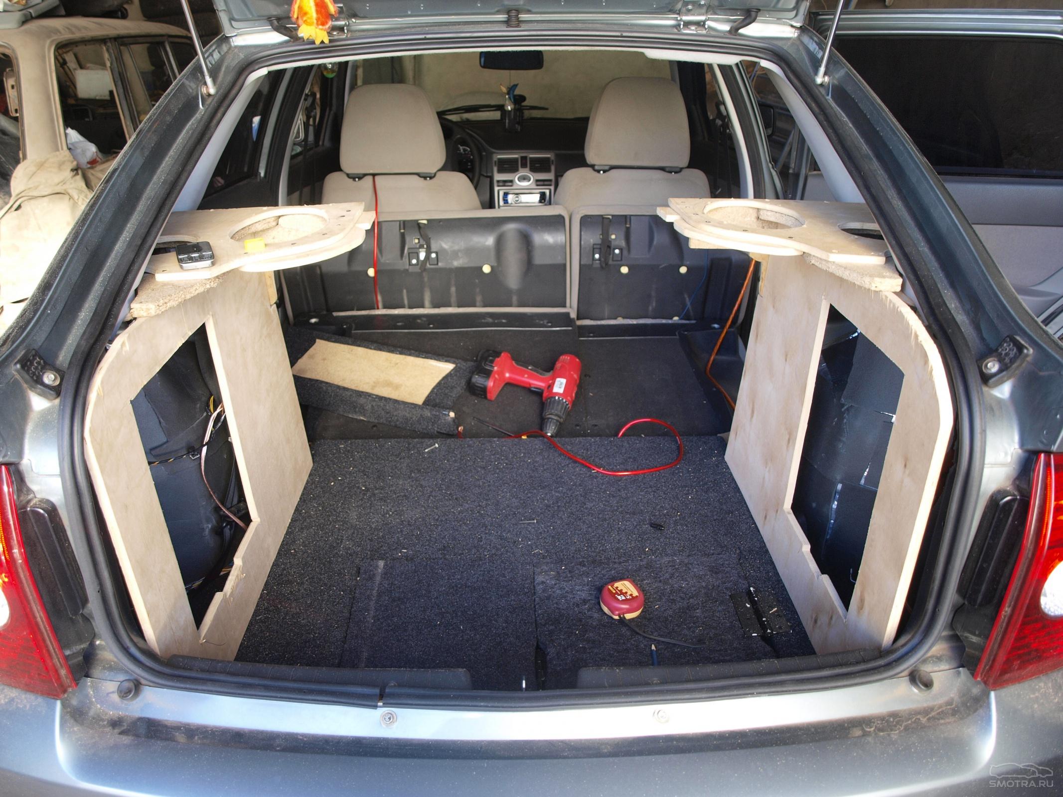 Как сделать встроенный шкаф или