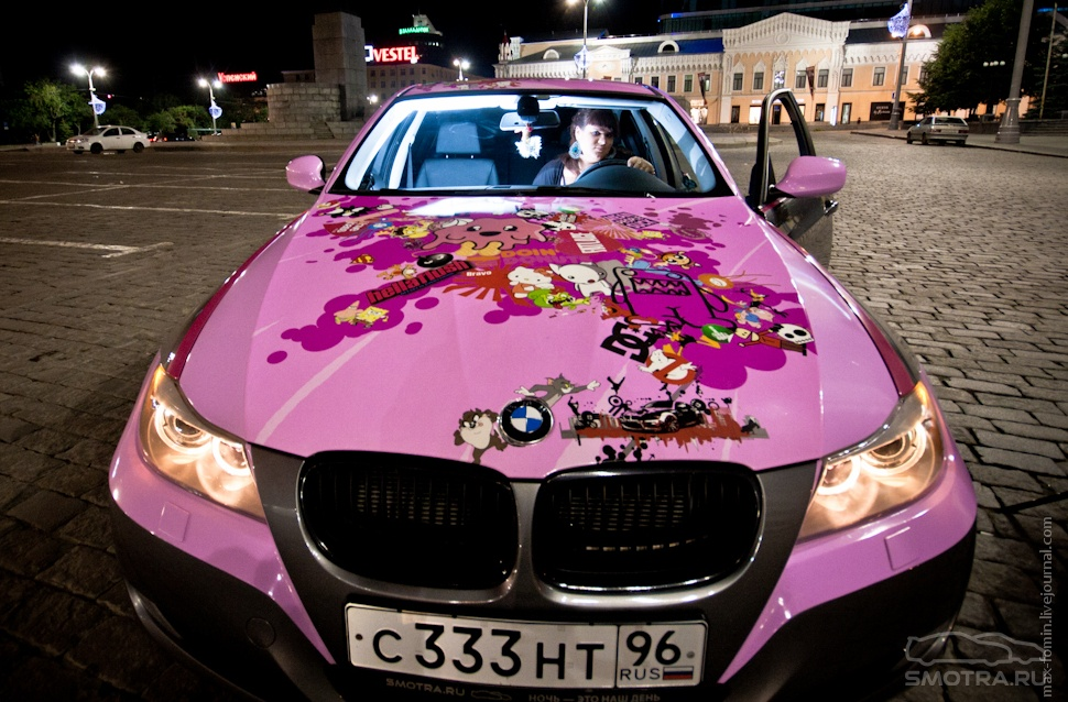 """BMW 3er (E90) новое имя... """" ^_^"""""""