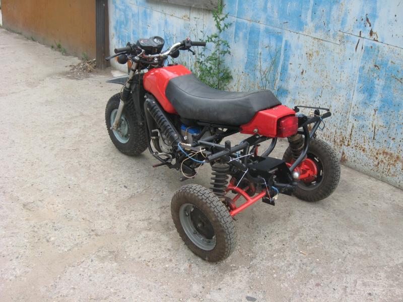 Трицикл из тулы