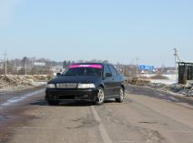 Volvo S40 (VS)
