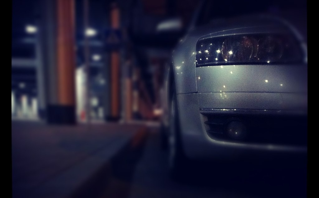Audi A6 Avant (4F,C6) Бегемот