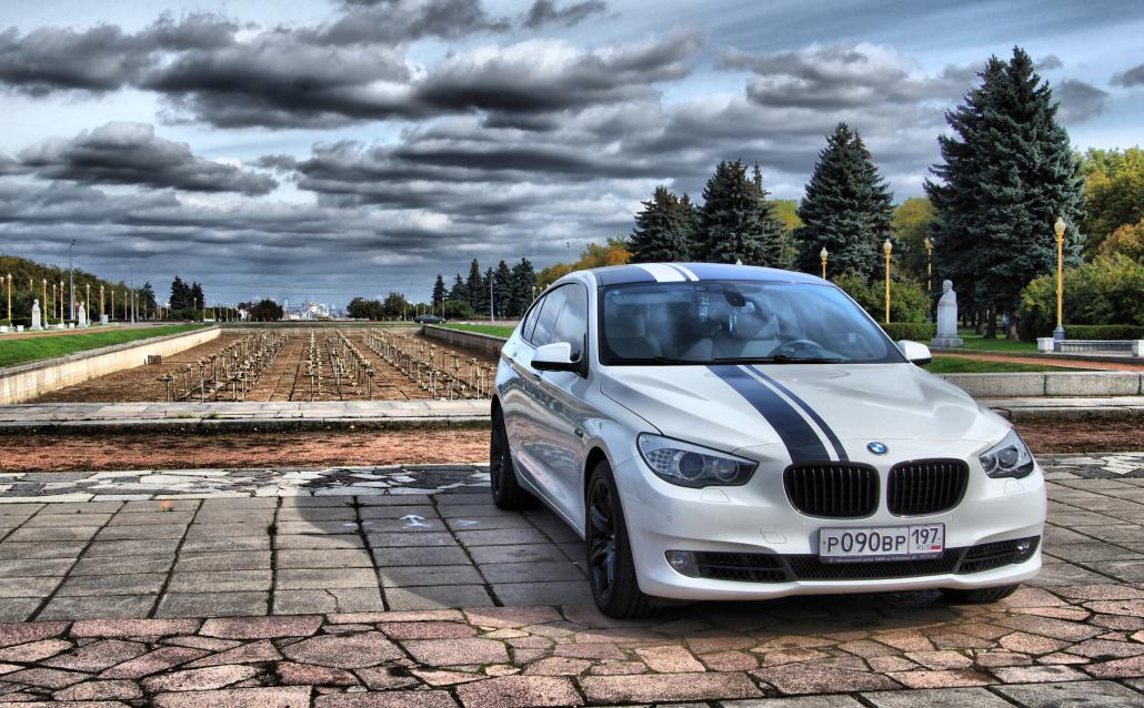 BMW 5er GT (F07) Полосатик