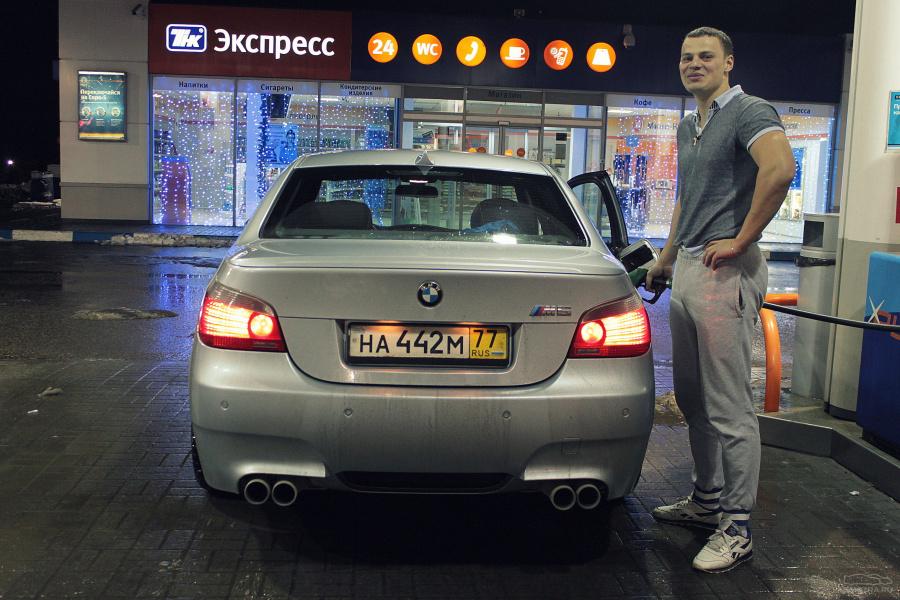 История двух BMW M5 e60 (часть 3) / личный блог Beggy / smotra.