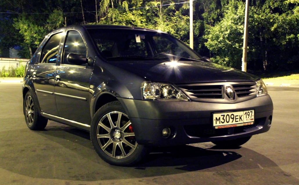 Renault Logan Логашик
