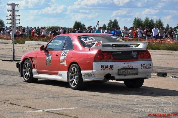 Nissan Skyline (R33) Ржавое ведро