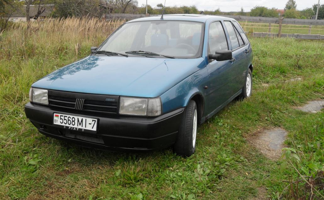 Fiat Tipo (160) Зелёный =)