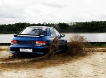 Subaru Impreza I (GC)