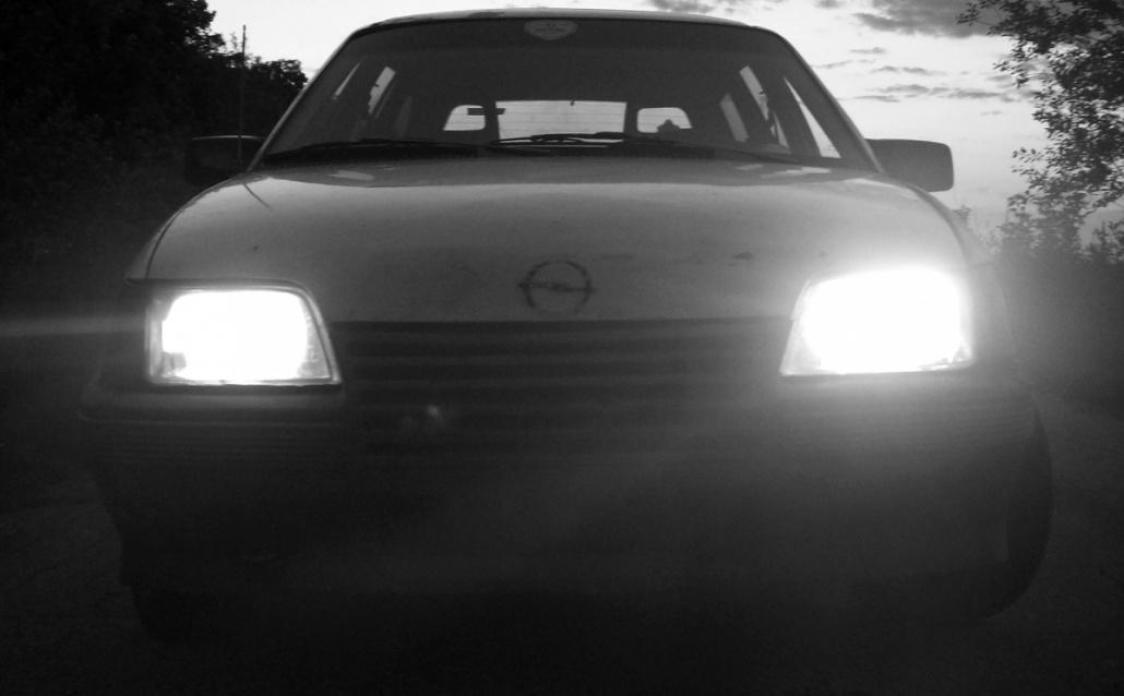 Opel Kadett E Caravan сарайЧеГ