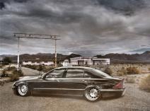 Mercedes-Benz S-klasse (W220)