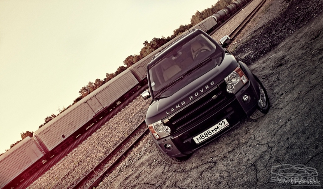 Land Rover Discovery III самЭц