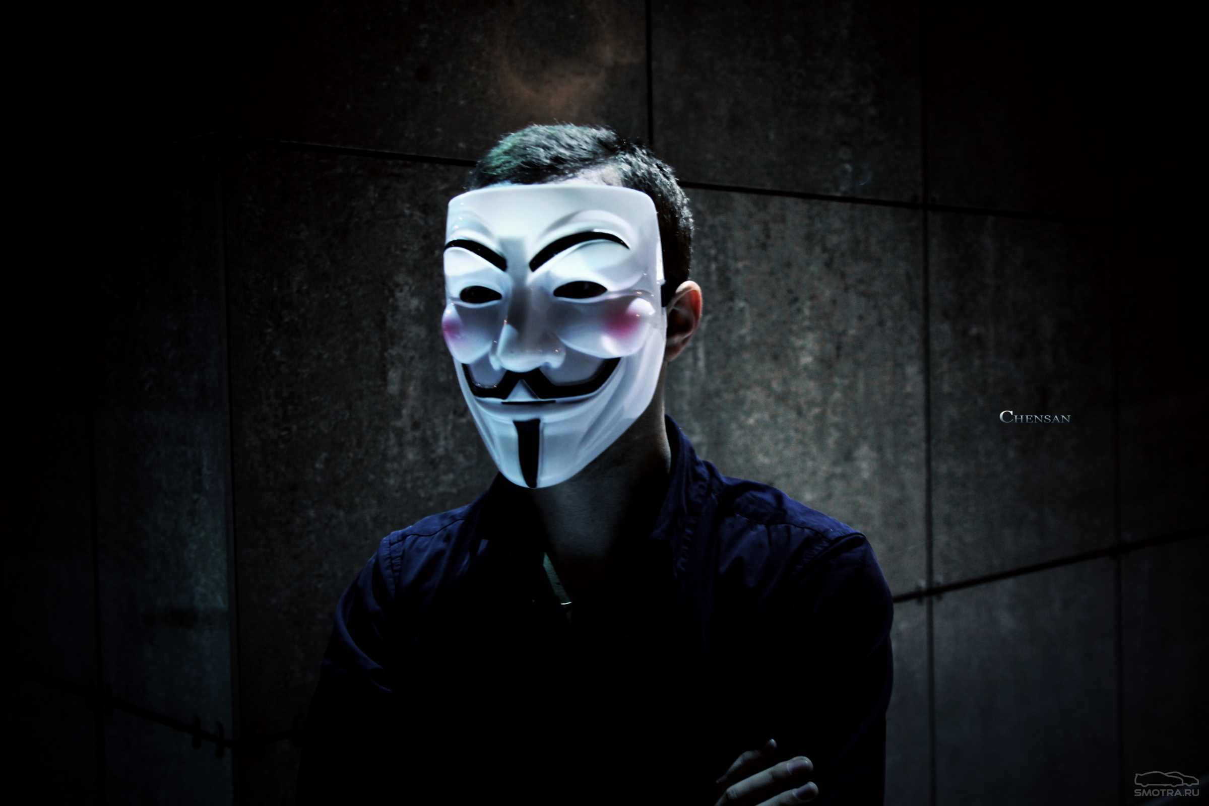Фото чувака в маске 11 фотография