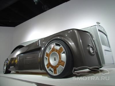 Chto Za Rolls Royce Apparition Budorazhit Nashe Soznanie Lichnyj
