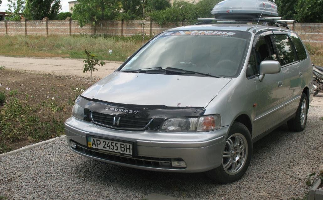 Honda Shuttle I Большой мэн=)))(Продана)