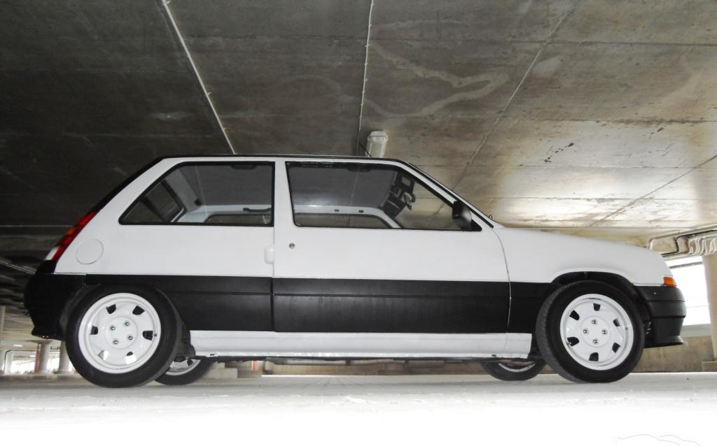Renault 5 Пылесосик;)