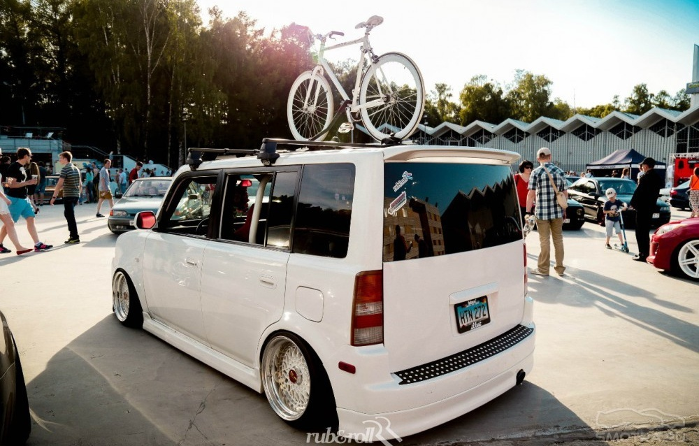 Scion xB I Static Drop