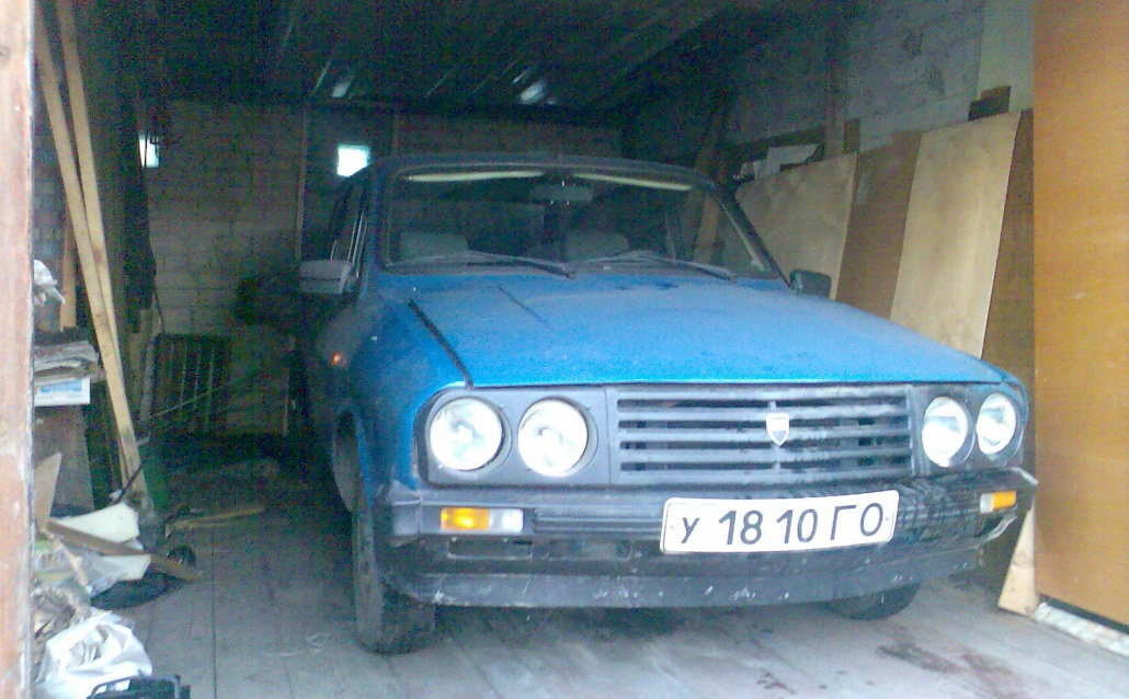 Dacia 1310 Kombi БУМЕРанг