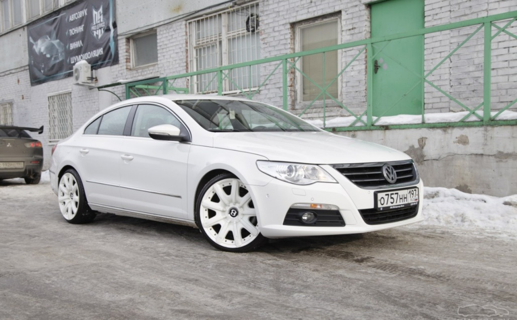Volkswagen Passat CC The Godfather