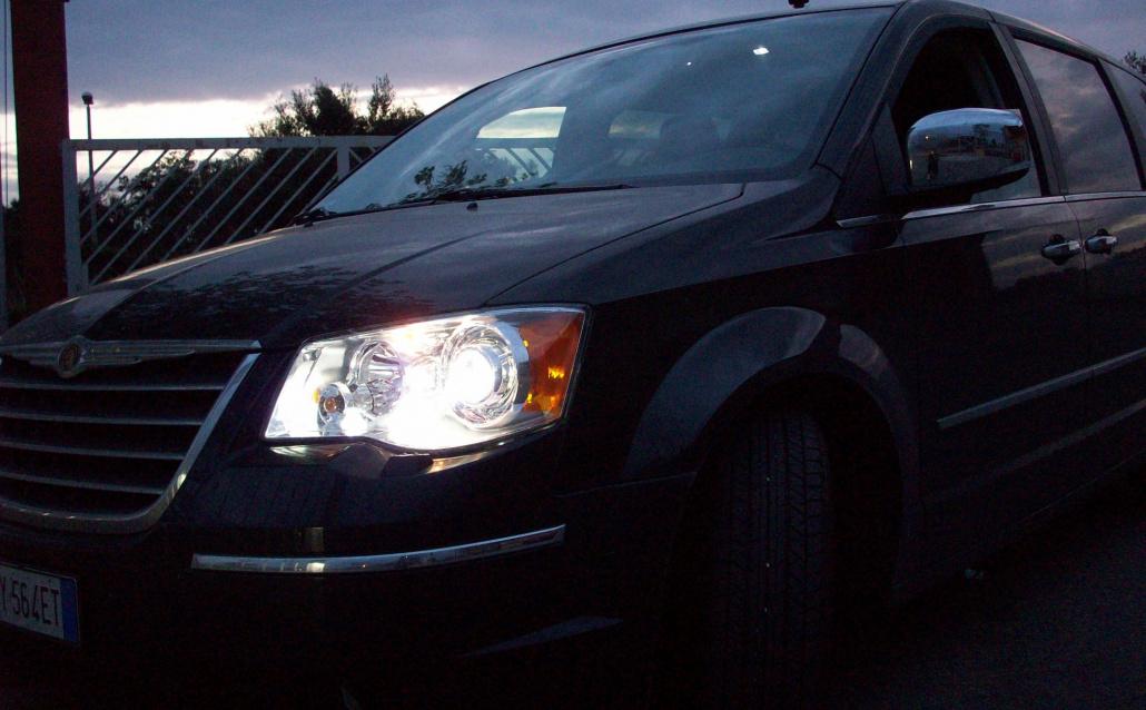 Chrysler Grand Voyager V NoNamed