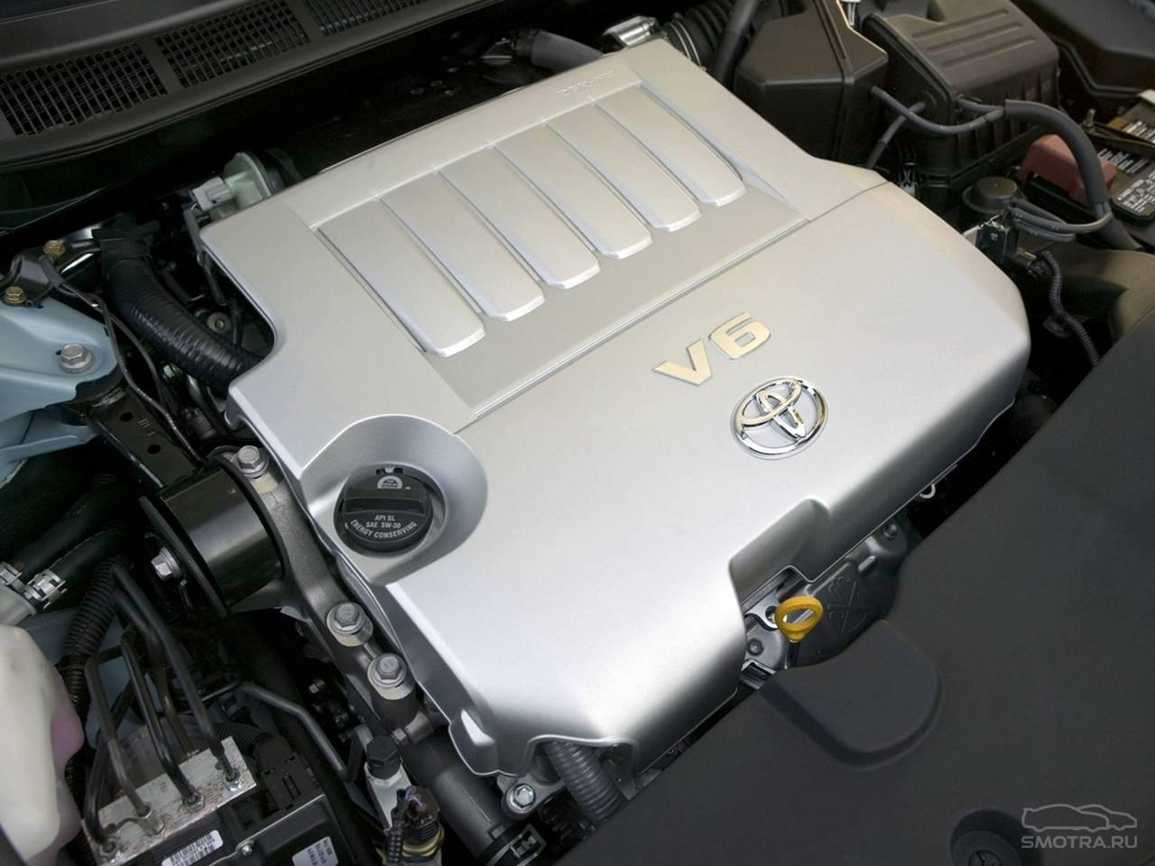 Двигатель Тойта Камри 2007 Покупатели 6-цилиндровой Toyota Camry 2007