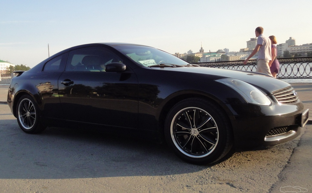 "Infiniti G35 Sport Coupe Финик ""Пантера"""