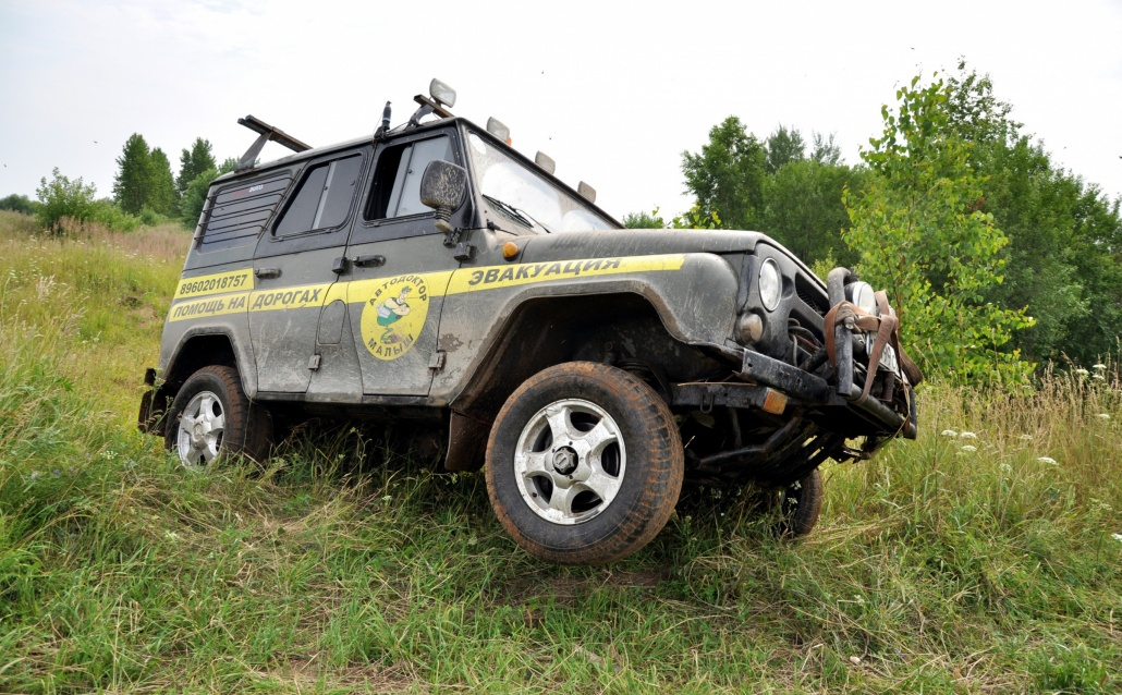 УАЗ 315195 Hunter JEEP KOZLOKEE