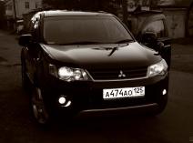 Mitsubishi Outlander II(XL)